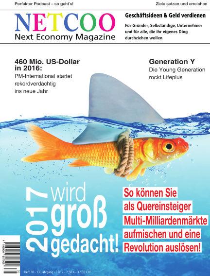 Netcoo Next Economy Magazine February 27, 2017 00:00