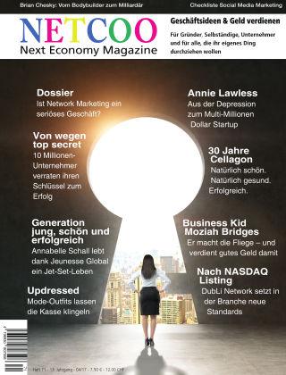 Netcoo Next Economy Magazine 71