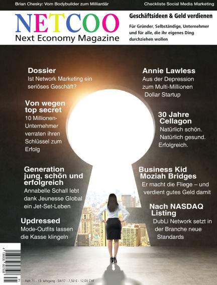Netcoo Next Economy Magazine April 23, 2017 00:00