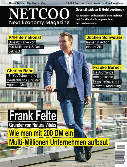 Netcoo Next Economy Magazine October 29, 2017 00:00