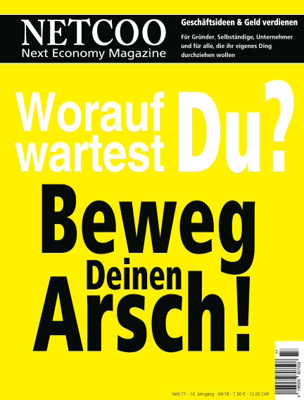 Netcoo Next Economy Magazine April 30, 2018 00:00