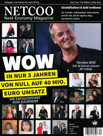 Netcoo Next Economy Magazine February 25, 2019 00:00