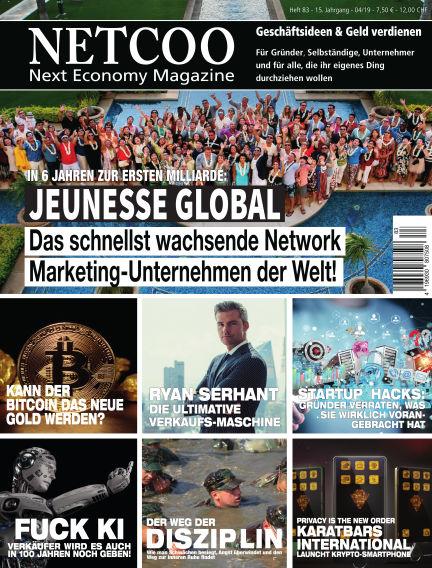 Netcoo Next Economy Magazine April 29, 2019 00:00