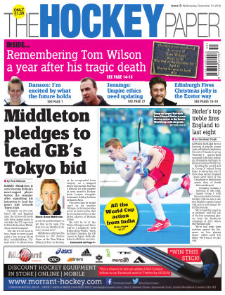 The Hockey Paper 14th December 2016