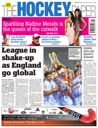 The Hockey Paper 21st December 2016