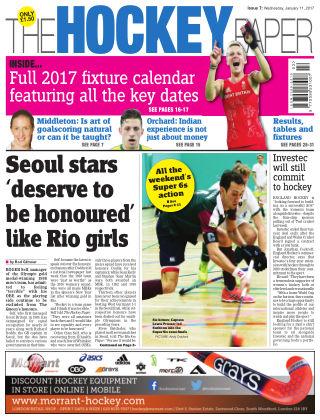 The Hockey Paper 11th January 2017