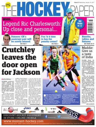 The Hockey Paper 18th January 2017