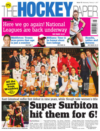 The Hockey Paper 1st February 2017