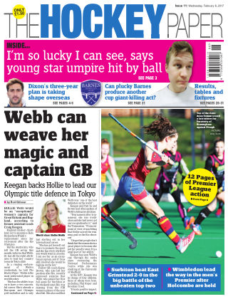 The Hockey Paper 8th February 2017