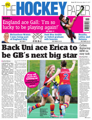 The Hockey Paper 15th March 2017