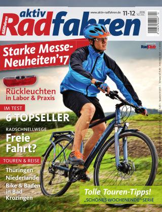 aktiv Radfahren 11-12/2016