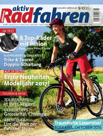 Radfahren August 18, 2016 00:00