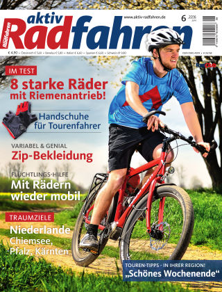 aktiv Radfahren 06/2016