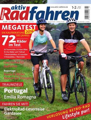 aktiv Radfahren 01-02/2016
