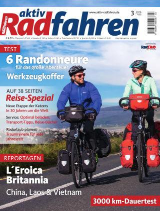 aktiv Radfahren 03/2016