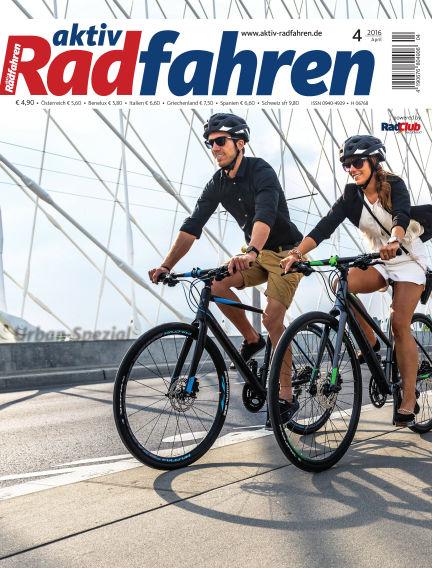 Radfahren March 17, 2016 00:00
