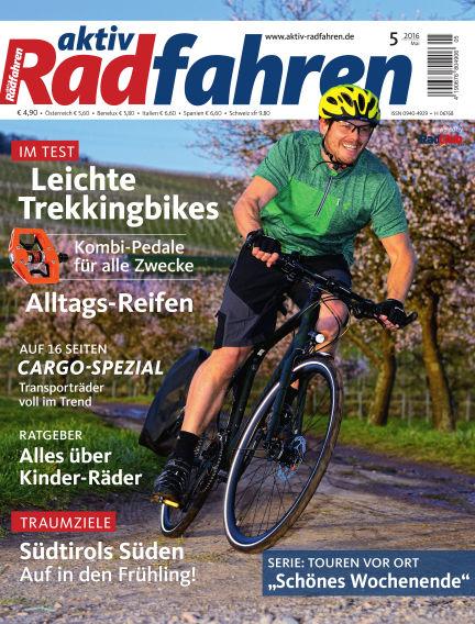 Radfahren April 21, 2016 00:00