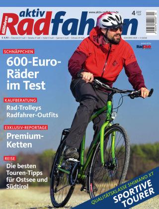 aktiv Radfahren 04/2017