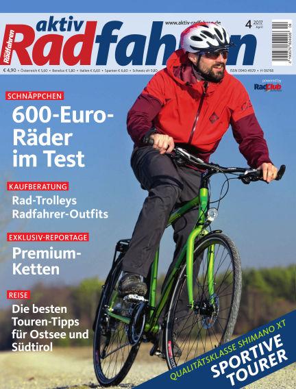 Radfahren March 17, 2017 00:00