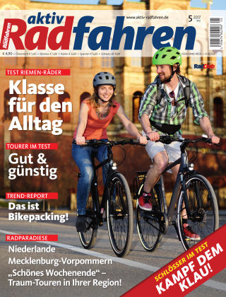 aktiv Radfahren 05/2017