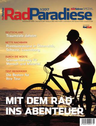 aktiv Radfahren RadParadiese