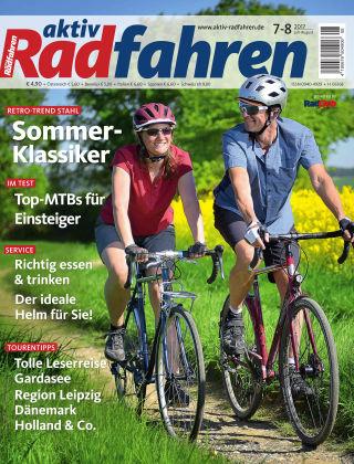 aktiv Radfahren 07-08/2017