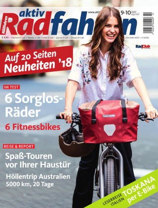 aktiv Radfahren 09-10/2017
