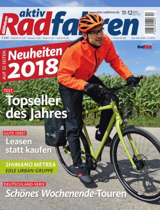 aktiv Radfahren 11-12/2017