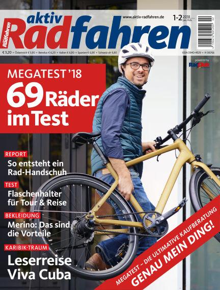 Radfahren December 19, 2017 00:00