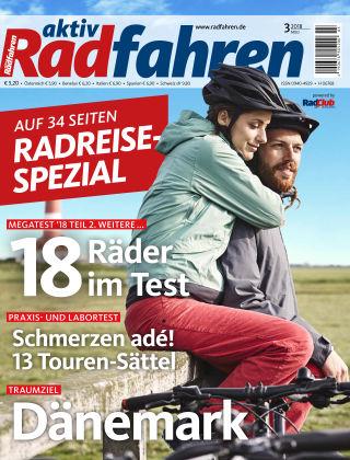aktiv Radfahren 03/2018