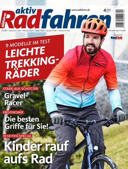 Radfahren March 16, 2018 00:00