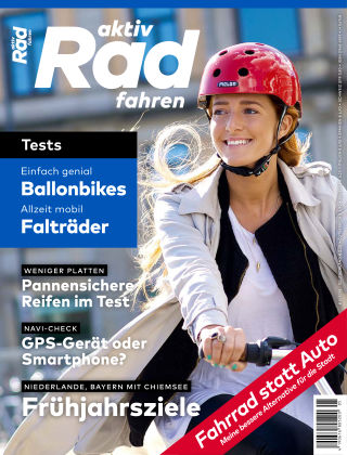 aktiv Radfahren 05/2018