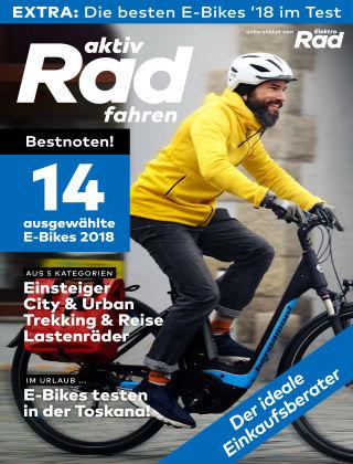 aktiv Radfahren SH E-Bikes 6-2018