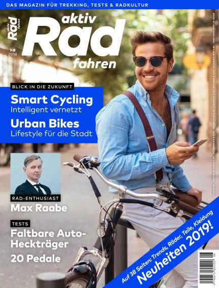 Radfahren August 04, 2018 00:00