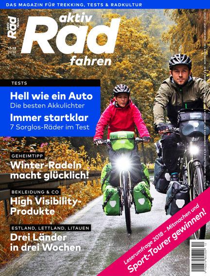 Radfahren October 13, 2018 00:00