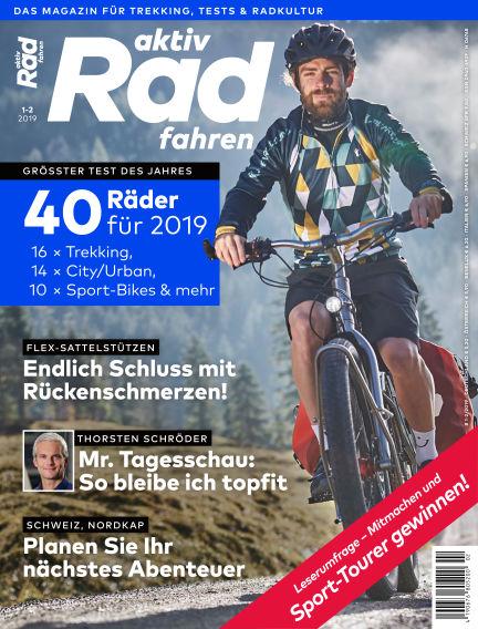 Radfahren December 19, 2018 00:00