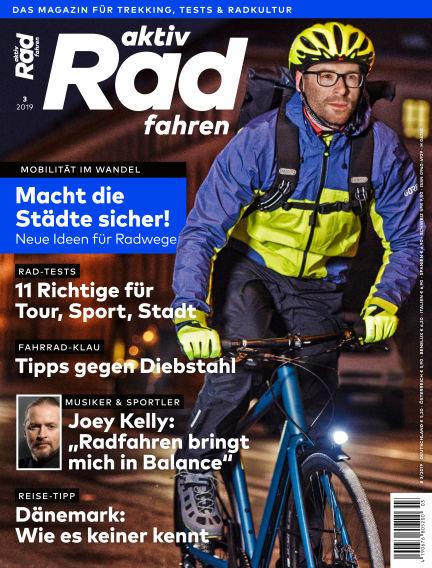Radfahren February 15, 2019 00:00