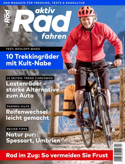 Radfahren March 16, 2019 00:00