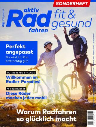 aktiv Radfahren fit und gesund