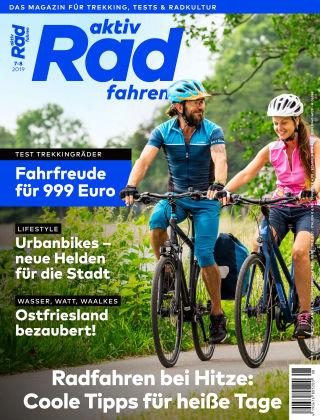 aktiv Radfahren 7-8/2019