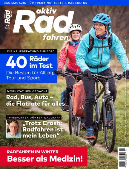 Radfahren December 20, 2019 00:00