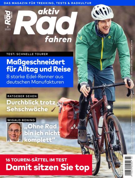 Radfahren February 28, 2020 00:00
