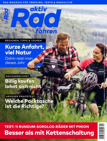 Radfahren March 27, 2020 00:00