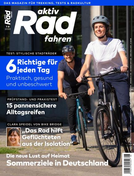 Radfahren June 26, 2020 00:00