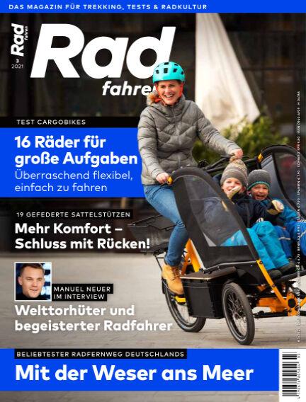 Radfahren February 26, 2021 00:00