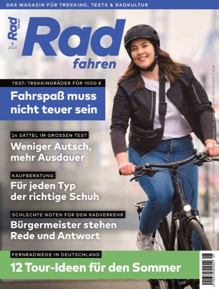 Radfahren May 07, 2021 00:00