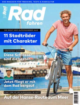 Radfahren 7-8/2021