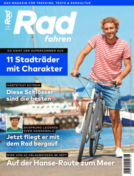 Radfahren July 09, 2021 00:00