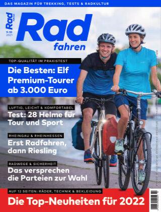 Radfahren 9-10/2021