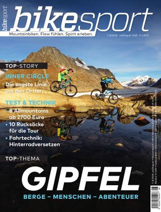 bikesport e-mtb 07-08/2016